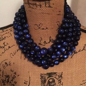 Bauble Bar Multi Strand Necklace